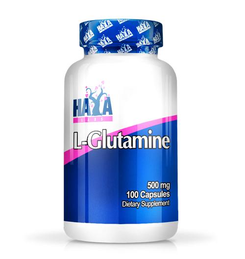 L-Glutamine – 500 мг. / 100 Капс.
