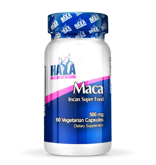 Maca – 500 мг. / 60 В-Капс.
