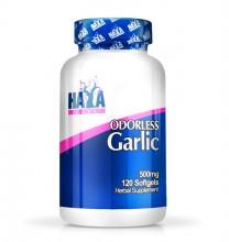 Garlic 500мг. / 120 Softgels (odorless)