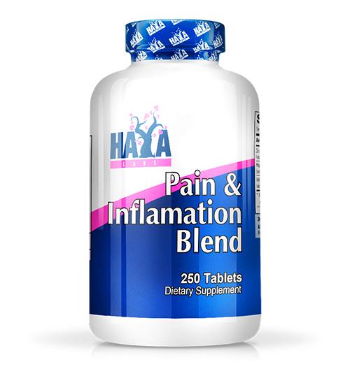 Pain & Inflammation Blend – 250 Табл.