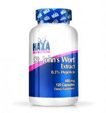 St. John's Wort - 450 мг. / 120 В-Капс.