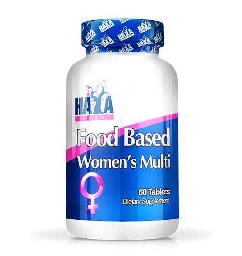 Food Based Women's Multivitamin – 60 Табл.