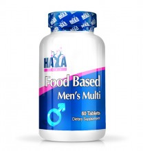 Food Based Men's Multivitamin - 60 Табл.