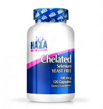 Selenium /Chelated -yeast free/ 100мкг. / 120 Капс.