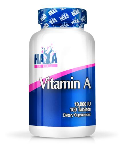 Vitamin A – 10,000 IU / 100 Softgels
