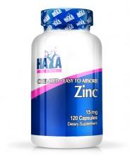 Zinc - 15мг. / 120 В-Капс.