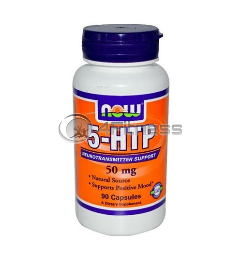 5-HTP – 50mg. / 90 Caps.