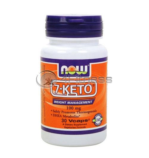 7-Keto – 100 mg. / 30 VCaps.