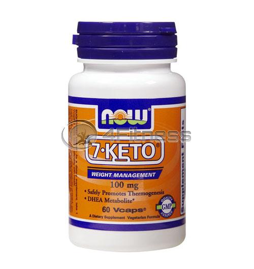 7-Keto – 100 mg. / 60 VCaps.