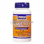 7-Keto – 25 mg. / 90 VCaps.
