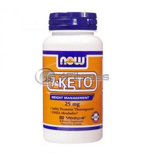 7-Keto - 25 mg. / 90 VCaps.