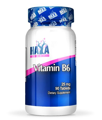 Vitamin B6 – 25 мг. / 90 Табл.