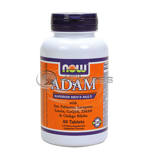 ADAM™ Superior Mens Multiple Vitamin – 60 Tabs.