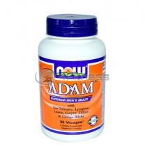 ADAM™ Superior Mens Multiple Vitamin - 90 VCaps.
