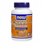 Acetyl L-Carnitine – 500mg. / 100 VCaps.