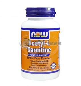 Acetyl L-Carnitine Powder - 85 gr.