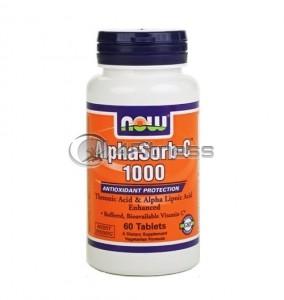AlphaSorb-C™ - 1000 mg. / 60 Tabs.