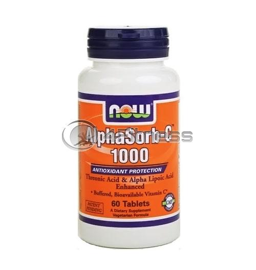 AlphaSorb-C™ – 1000 mg. / 60 Tabs.