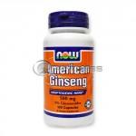 American Ginseng /5% Ginsenosides/ – 500 mg. / 100 Caps.
