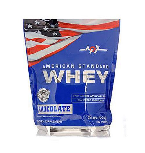 American Standard Whey – 2270 гр.