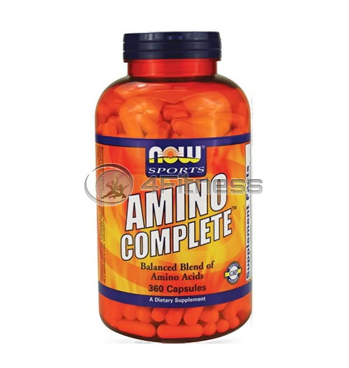 Amino Complete™ – 360 Caps.