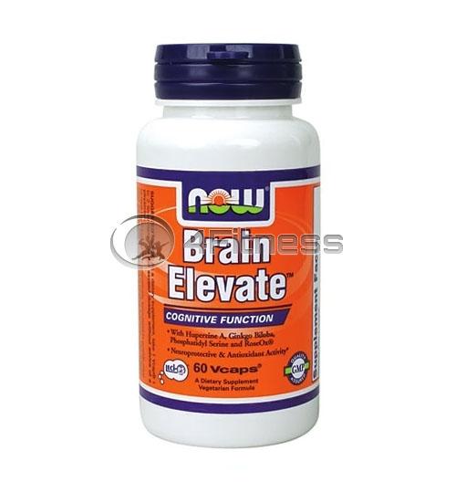 Brain Elevate – 60 Caps.