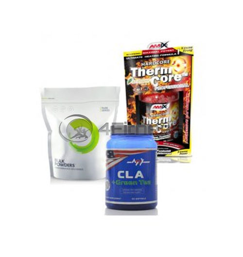 Raspberry Ketones / Thermocore / CLA+Green Tea stack