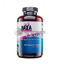 Calcium & Magnesium - 250 Vcaps.