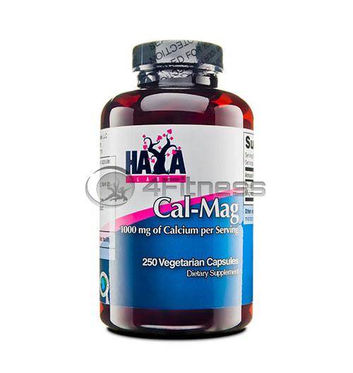 Calcium & Magnesium – 250 Vcaps.