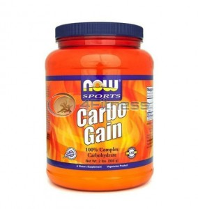 Carbo Gain 100% Complex Carbohydrate - 908 gr.