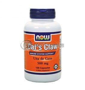 Cats Claw - 500 mg. / 100 Caps.