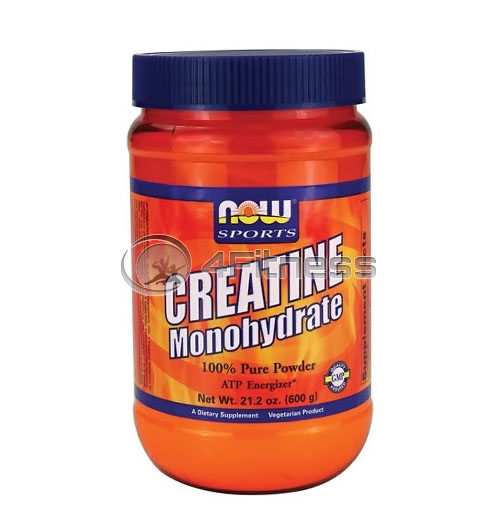 Creatine Monohydrate Powder – 600 gr.