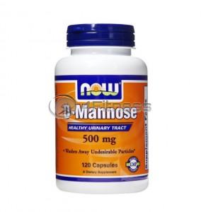 D-Mannose - 500 mg. / 120 Caps.
