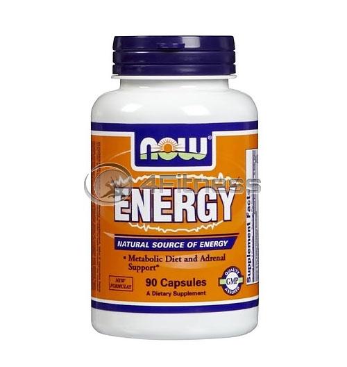 Energy – 90 Caps.
