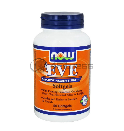 Eve Womens Multiple Vitamin – 90 Softgels
