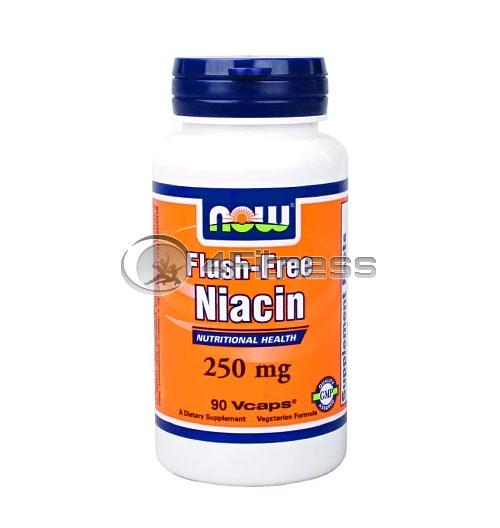 Flush-Free Niacin – 250 mg. / 90 VCaps.