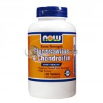 Glucosamine & Chondroitin Sulfate Extra Strength – 120 Tabs.
