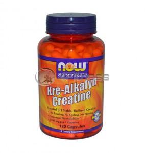 Kre-Alkalyn ® Creatine - 120 Caps.