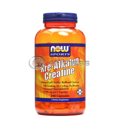 Kre-Alkalyn ® Creatine – 240 Caps.