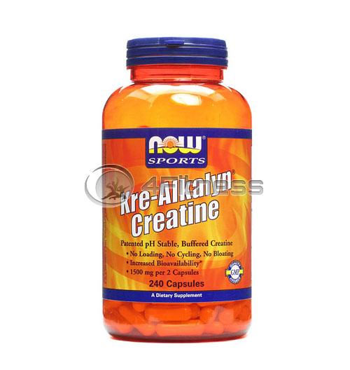 Kre-Alkalyn ® Creatine – 240 Caps.