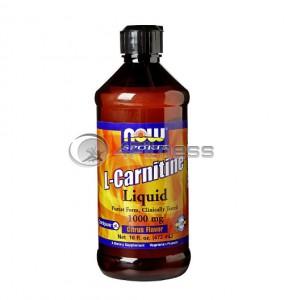L-Carnitine Liquid /Citrus/ - 1000 mg. / 473ml.