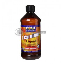 L-Carnitine Liquid /Tropical Punch/ - 1000 mg. / 473 ml.