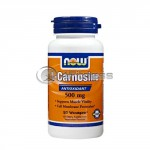 L-Carnosine 500mg. / 50 VCaps.