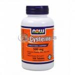 L-Cysteine – 500 mg. / 100 Tabs.