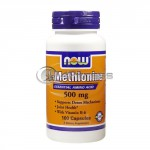 L-Methionine – 500 mg. / 100 Caps.
