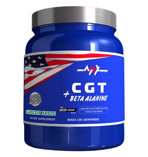 CGT + Beta Alanine – 600гр.