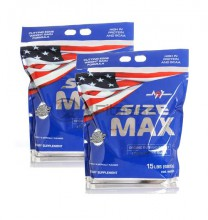 Size Max stack - 13620 gr. x2
