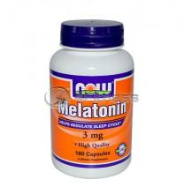 Melatonin - 3 mg. / 180 Caps.