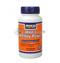 Men's Virility Power - 60 Caps.