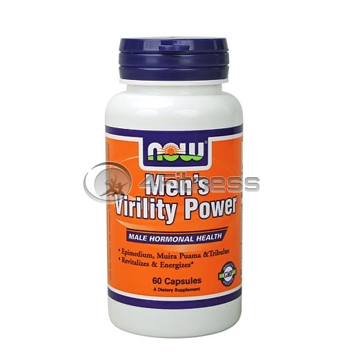 Men's Virility Power – 60 Caps.